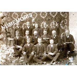 Pommiers la Placette : Conseil de Fabrique en 1894