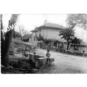 Pommiers la Placette : pont de la Roizette