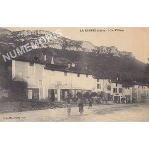 JG 537 La Buisse (Isère) le village