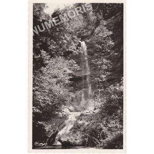 St-Geoire-en-Valdaine (Isère) la cascade