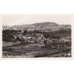 4750-2 Saint-Geoire-en-Valdaine vue générale
