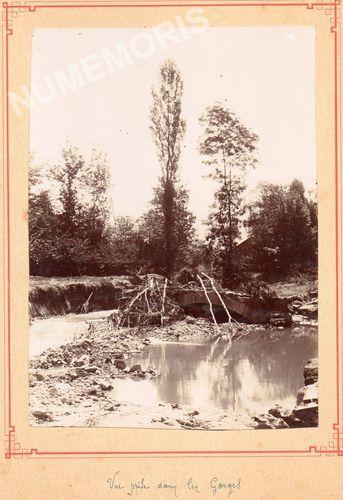 Voiron pp crue de la Morge 1897