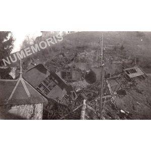 Réaumont : déraillement du train par les maquisards en 1944