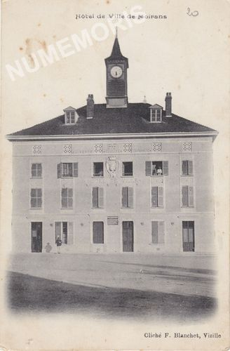 Moirans cp mairie