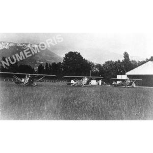 Aerodrome de Moirans à Pramianne