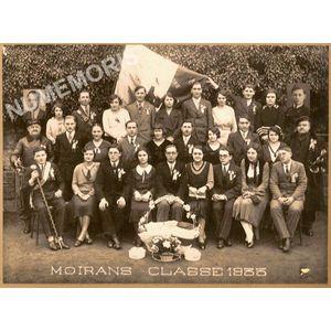 Moirans conscrits de 1933