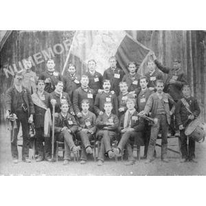 Moirans conscrits de 1888