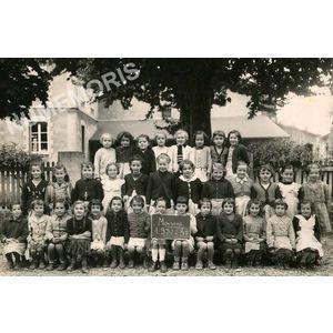 Moirans écoles de filles 1952