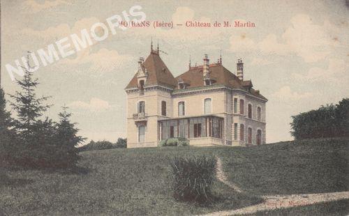 Moirans cp châteaux