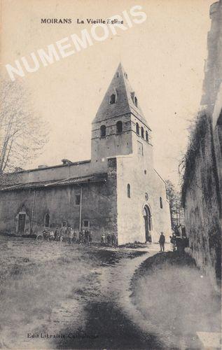 Moirans cp églises