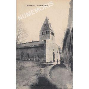 Moirans la vieille Eglise