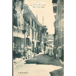 2344 Tullins (Isère) rue Victor Hugo
