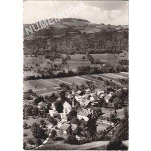 St-Etienne-de Crossey (Isère) 14653 vue générale