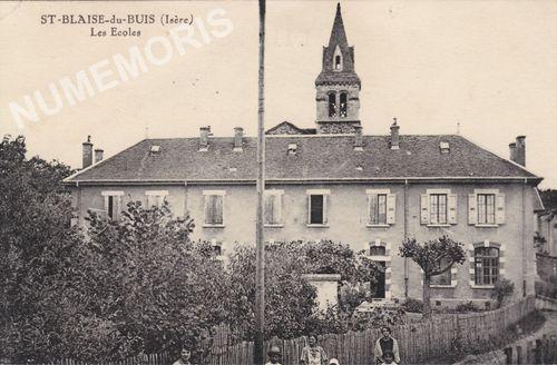 Saint Blaise du Buis