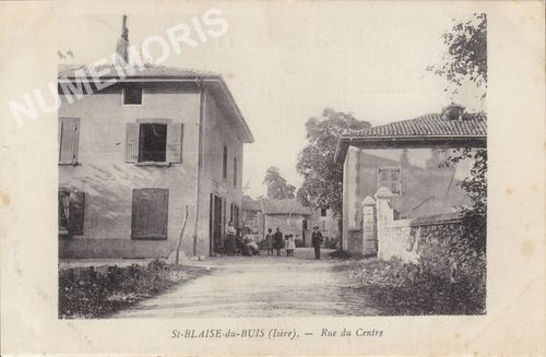 Saint Blaise du Buis cp