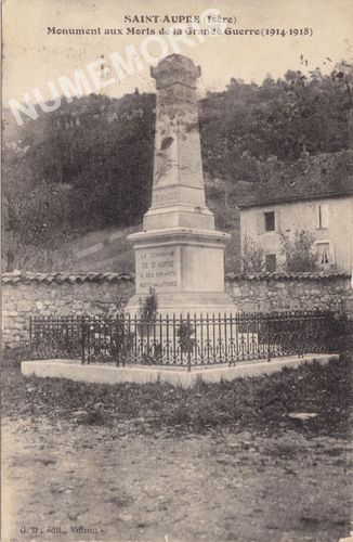 Saint Aupre cp