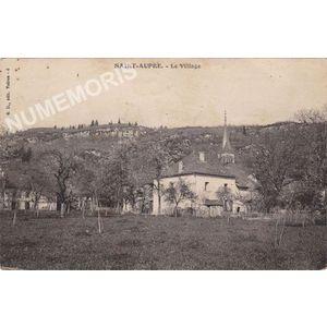GD 004 Saint-Aupre le village