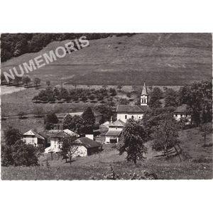 005 Saint-Aupre le Haut (Isère) le village