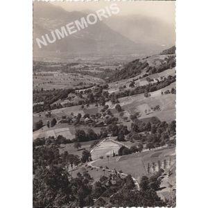 Saint-Aupre-le-haut (Isère) vue panoramique