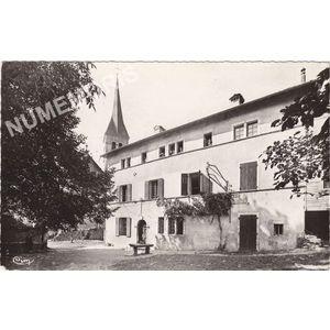 St-Aupre (38 Isère) 100 le manoir