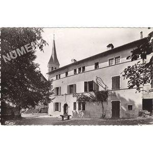 St-Aupre (Isère) 100 le manoir