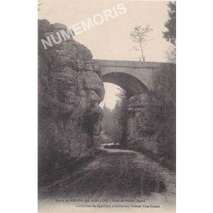 route de Miribel-les-Echelles pont de Pierre Chave