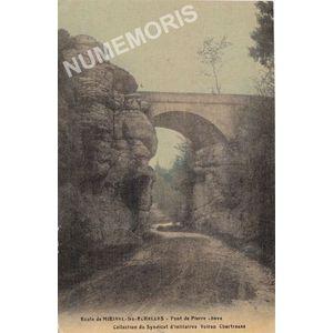 JG 143 route de Miribel-les-Echelles le pont de Pierre Chave