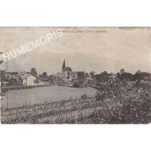 004 Charnècles (Isère) vue générale
