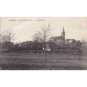 Dauphiné Charnècles vue générale