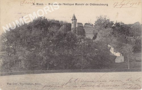 Rives cp chateaux