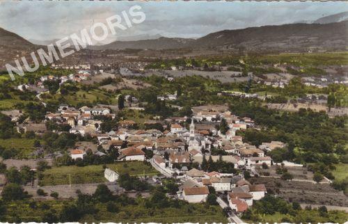 Saint-Jean de Moirans (Isère) 21735 vue générale aérienne