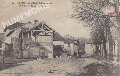 012 St-Jean-de-Moirans (Isère) le Chalet de la Musique