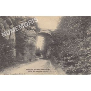route de Miribel-les-Echelles pont de Pierre-Chaves