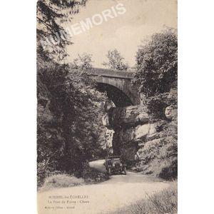 Miribel-les-Echelles le pont de Pierre-Chaves
