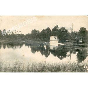 étang de Saint Sixte