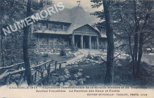 exposition de Grenoble de 1925