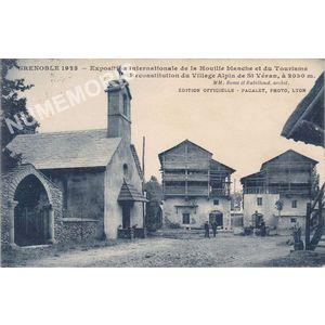 Grenoble 1925 Exposition internationale de la Houille Blanche et du Tourisme