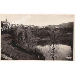 St-Etienne-de-Crossey (Isère) le lac