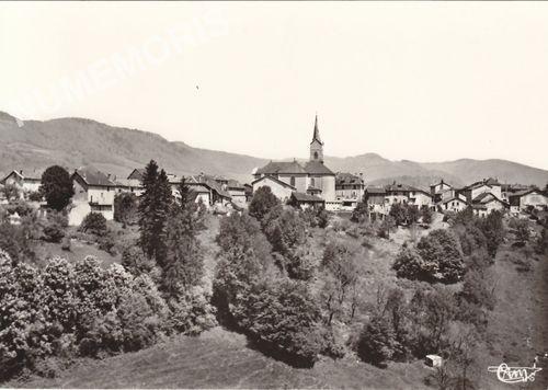 St Etienne de Crossey vues aériennes