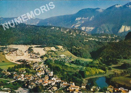 Saint Etienne de Crossey cartes postales