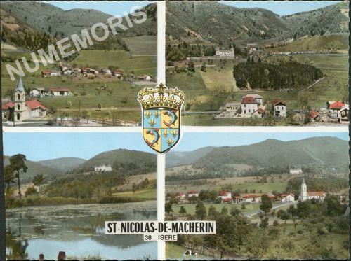 Saint Nicolas de Macherin