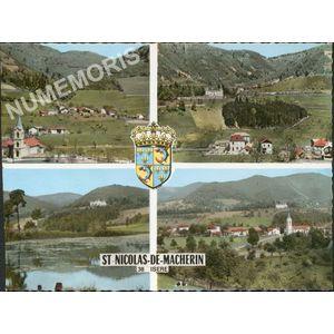 St-Nicolas-de-Macherin 38 Isère