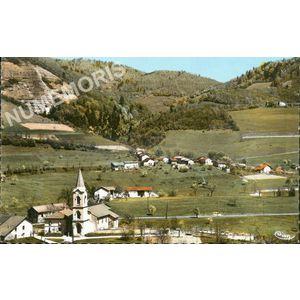 St-Nicolas-de-Macherin (Isère) 10 vue générale
