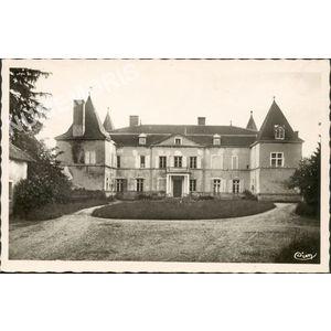 St-Nicolas-de-Macherin (Isère) le château