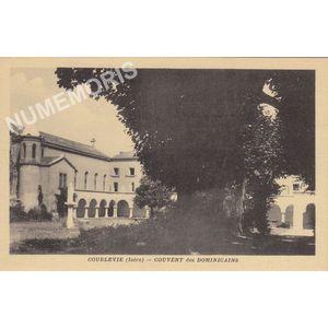 Coublevie (Isère) couvent des Dominicains