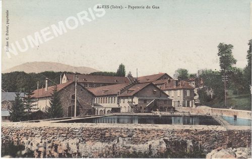 Rives cp usines