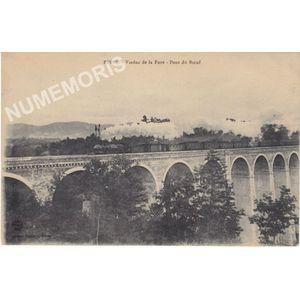 Rives viaduc de la Fure Pont-du-Boeuf