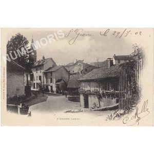 St-Geoire (Isère)