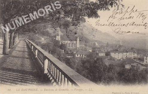 Voreppe cartes postales