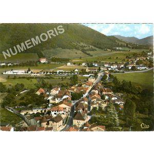 Chirens (38 Isère) A. 18-65A vue aérienne